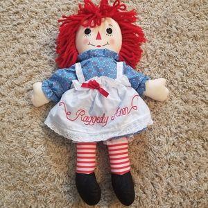 RAGGEDY ANN doll ❤